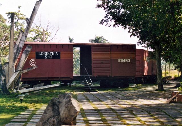 Santa Clara Tren Blindato