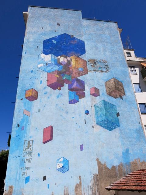 Arte Urbana (Street Art) - Pigneto: Etnik
