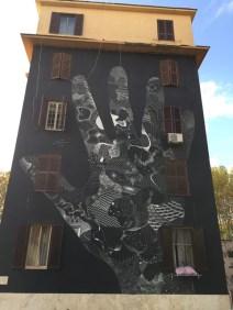 Arte Urbana (Street Art) - Tor Marancia: Philippe Baudelocque - Elisabetta