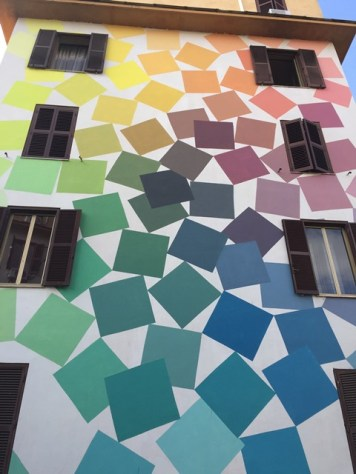 Arte Urbana - Tor Marancia: Alberonero - A Carlo Alberto 93 Colori