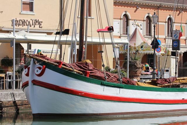 Porto Canale Leonardesco a Cesenatico