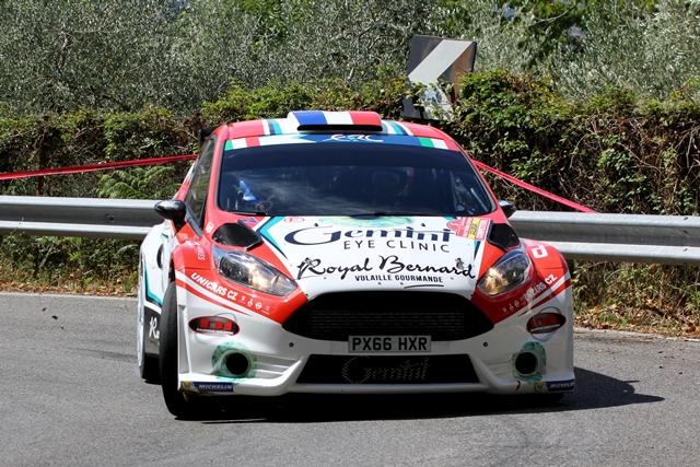 Rally di Roma Capitale - Ford Fiesta