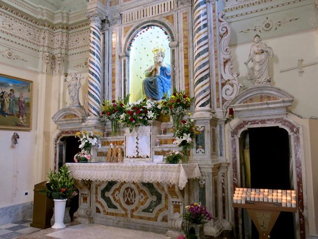 Santuario Calabria