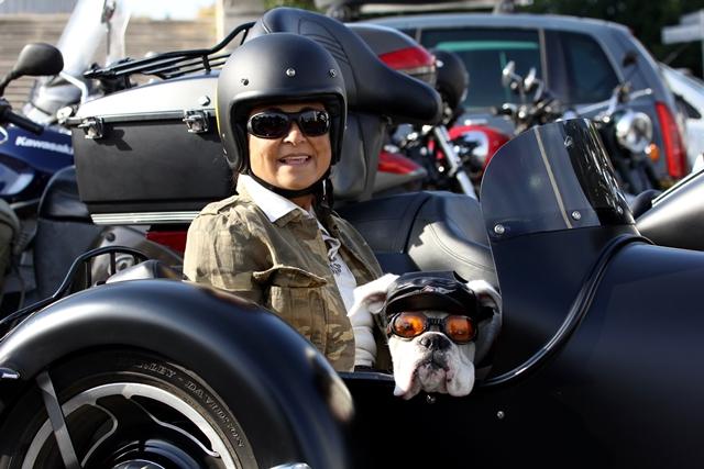 The 2017 Distinguished Gentleman's Ride