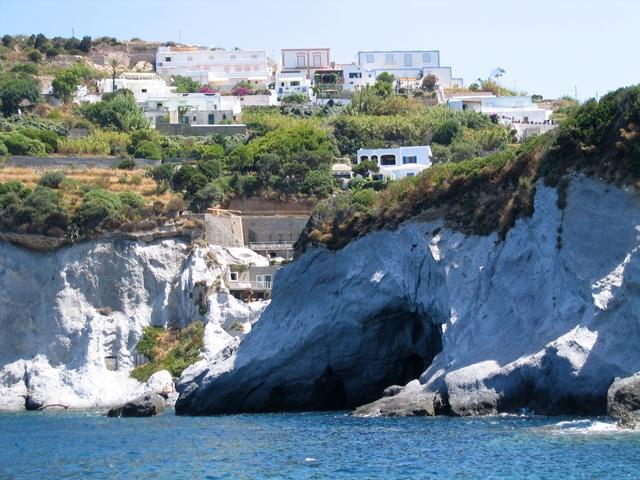 Isola di Ponza - Le piscine