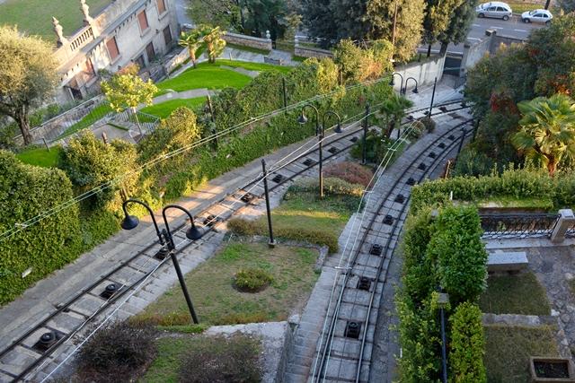 Bergamo Città Alta Funicolare