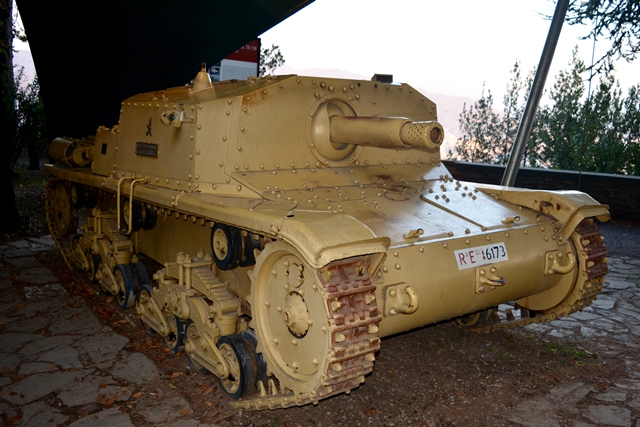 Semovente M15/42
