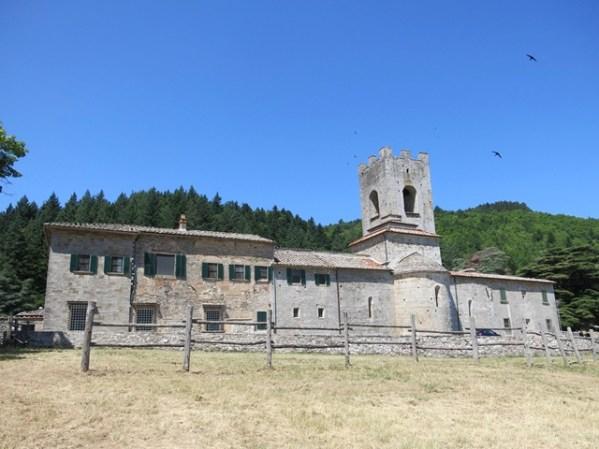 Dentro il vino: Coltibuono - Abbazia di San Lorenzo