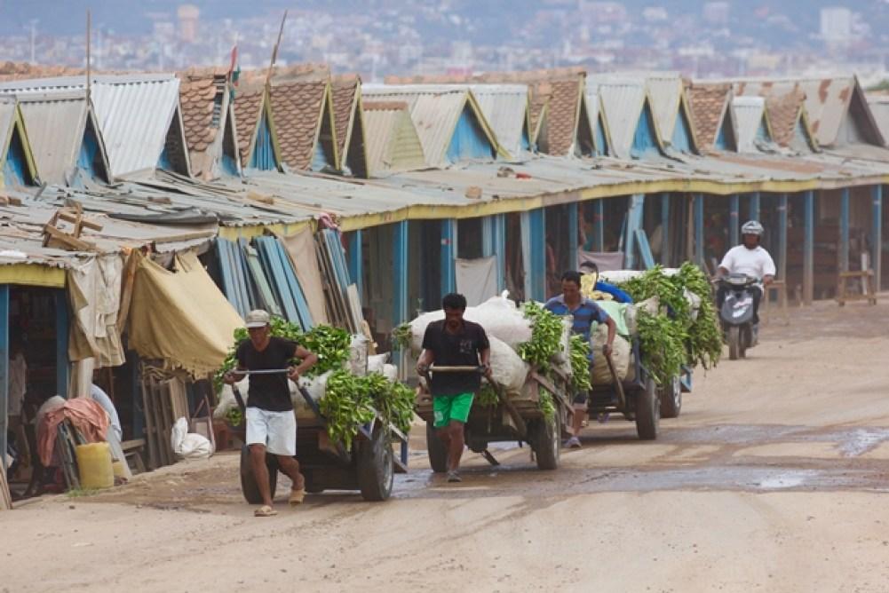 Madagascar - Antananarivo - Mercato artigianale