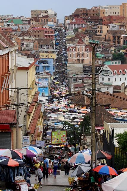viaggi isola Madagascar cosa vedere capitale Antananarivo