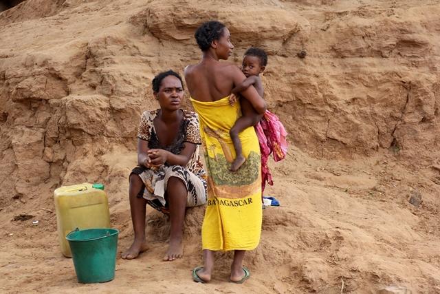 Madagascar tribu