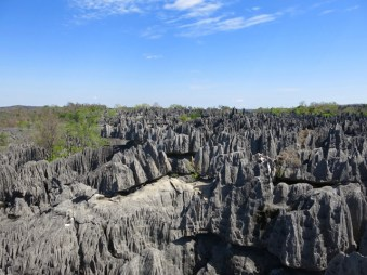 Madagascar - Parco Nazionale degli Tsingy di Bemaraha