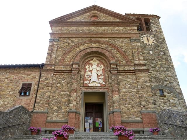 Dentro il vino Panzano in Chianti in sidecar