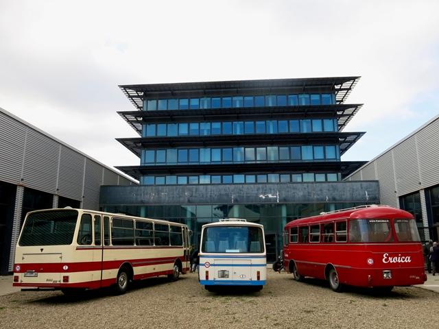 Arezzo Classic Motors - Bus d'epoca