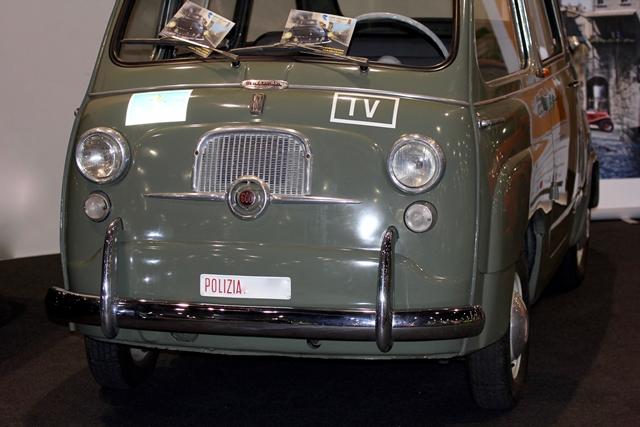 Arezzo Classic Motors - Fiat 600 Trasformabile - 1958