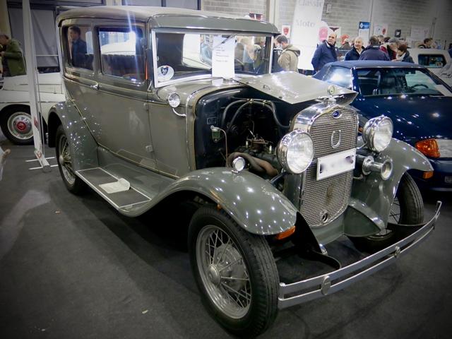 Arezzo Classic Motors - Ford A - 1930