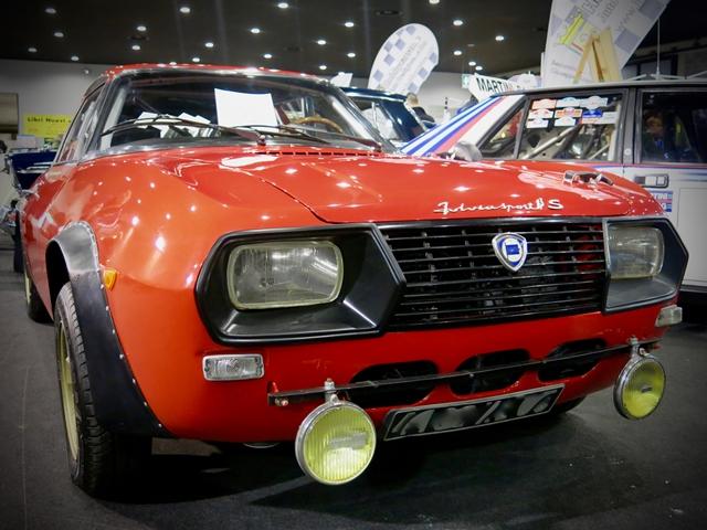 Arezzo Classic Motors - Lancia Fulvia Sport Zagato - 1970