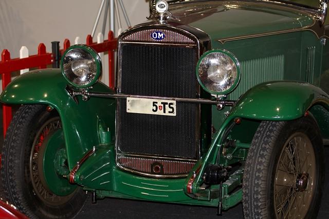 Arezzo Classic Motors - OM 665 S Spider MM - 1929