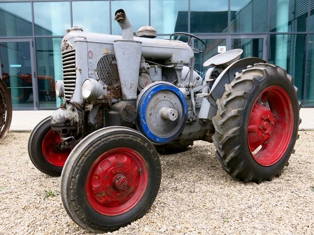 Arezzo Classic Motors - Trattori d'epoca