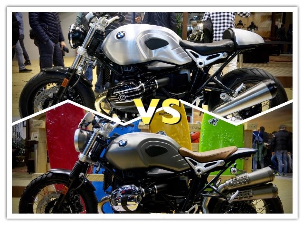 Motor Bike Expo - BMW R nineT