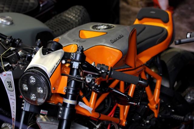 Eternal City Motorcycle Custom Show 2018 Roma moto custom