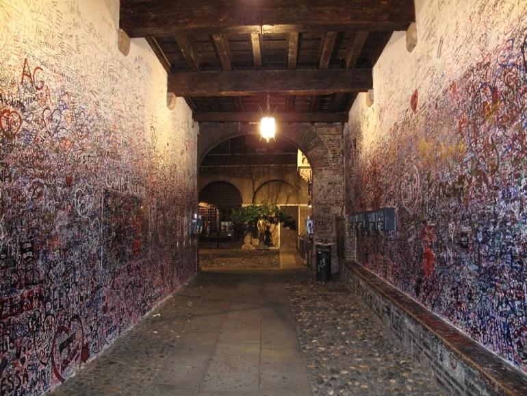 Cosa vedere a Verona Casa di Giulietta