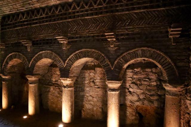 Vedere grotte a Santarcangelo di Romagna Visitare Grotta monumentale