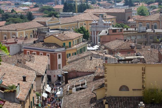Visitare Santarcangelo di Romagna Veduta