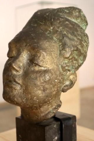"""Antonietta Raphaël """"Niobe"""" bronzo 1946"""