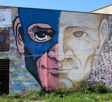 Ostia a colori – La Street Art va al mare sul litorale laziale