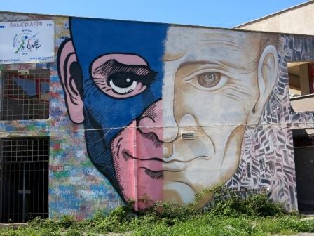 Ostia street art