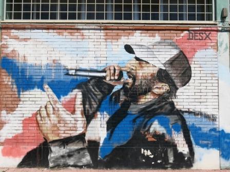 street art a Ostia