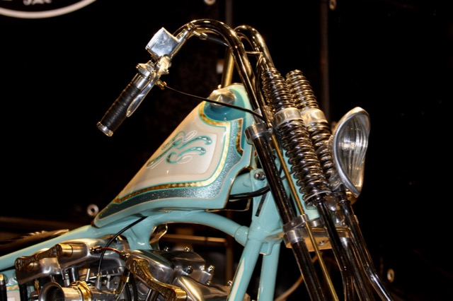 Eternal City Custom Show Motorcycles 2018 Roma moto