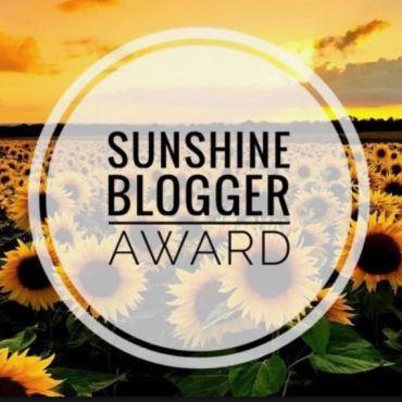 Sunshine Blogger Award 2018 – Il premio per la creatività