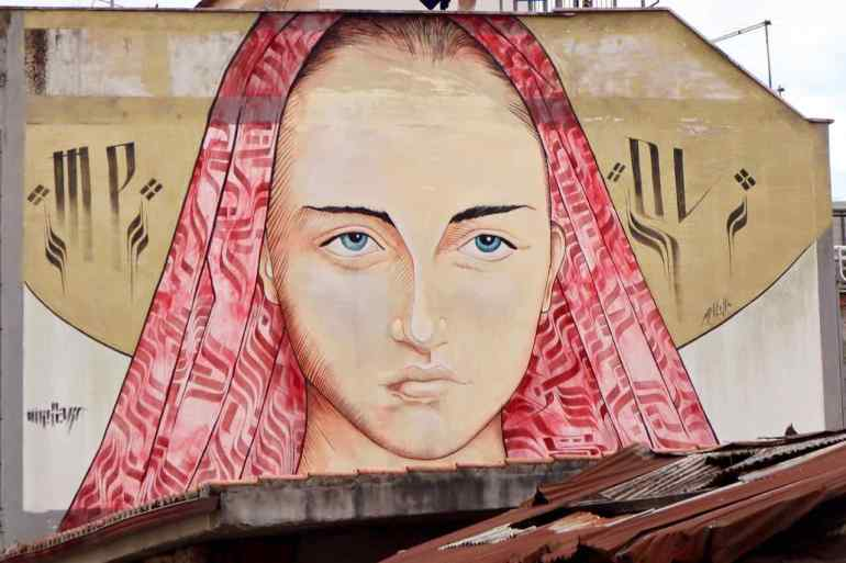 Pigneto street art