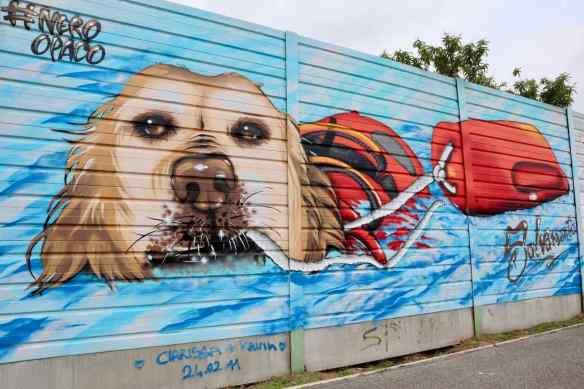Street Art Roma Torraccia