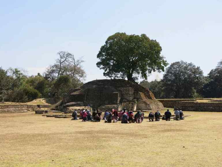 Siti archeologici Maya