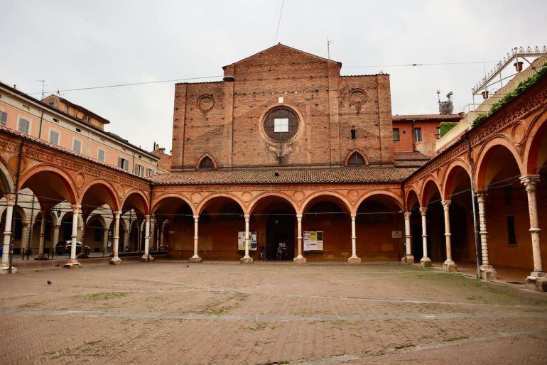 Bologna Città dei portici