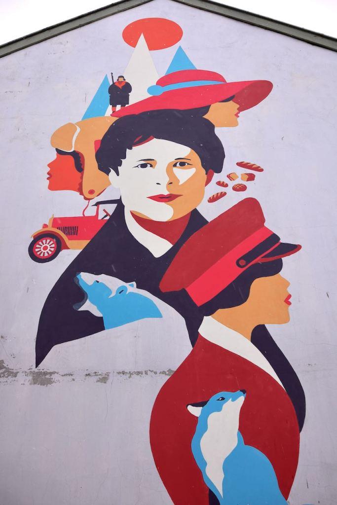Street art Norvegia