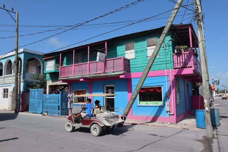Cayo San Pedro Belize