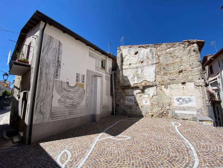 street art abruzzo