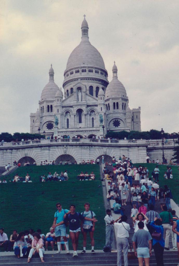 Parigi il mio primo viaggio