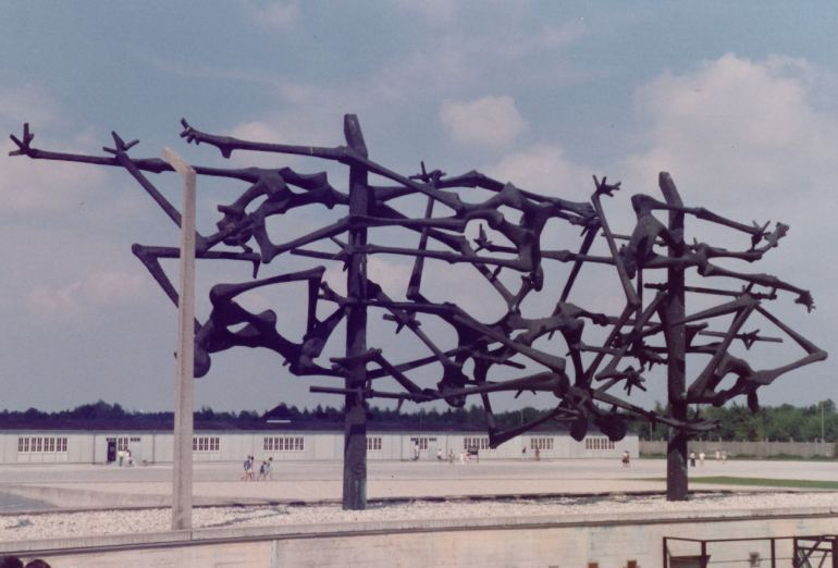 Dachau il mio primo viaggio