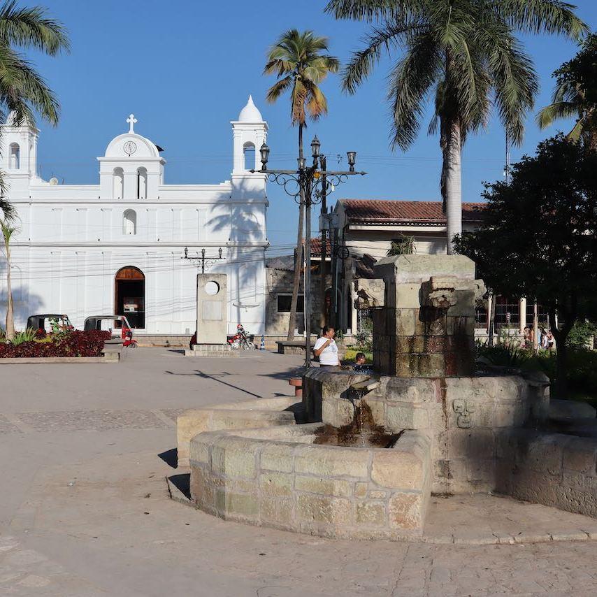 Copán Ruinas Hondura