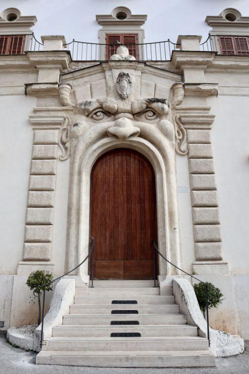 Palazzo Zuccari Roma