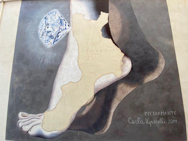 Diamante la Città dei murales