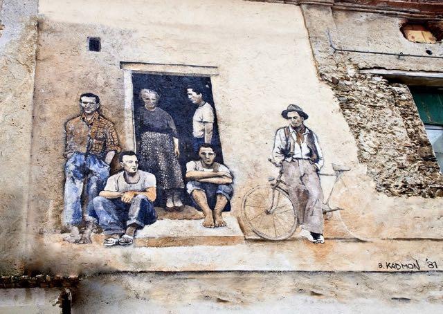 sDiamante la Città dei murales