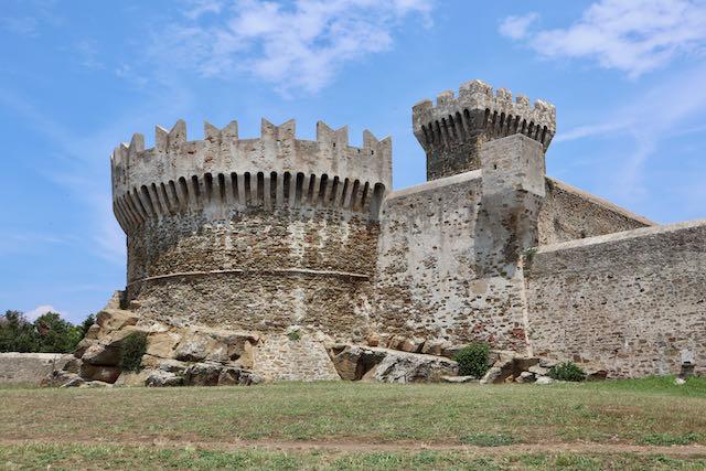 Populonia Toscana Tuscany