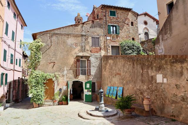 Castagneto Carducci Toscana