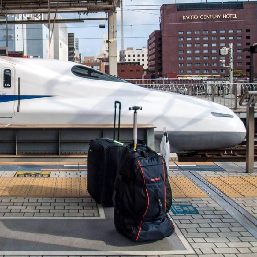 giappone shinkansen viaggio fai da te